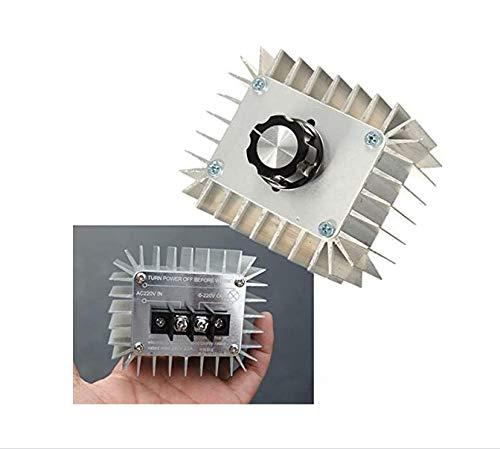 buenos comparativa Módulo regulador de voltaje Scr del regulador electrónico de alto rendimiento LaDicha 5000W AC220V y opiniones de 2021