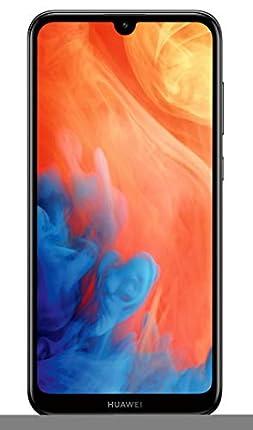"Huawei Y7 2019, Smartphone (RAM de 3GB, Memoria de 32GB, Dual Nano, 4000 mAh, Cámara de 13 MP), MicroUSB, Adreno 506, Android, 6.26"", Negro"