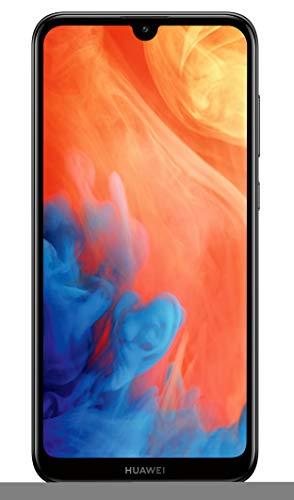 """Huawei Y7 2019 Smartphone 6.26"""" 3gb/32gb Dual Sim, Midnight Black"""