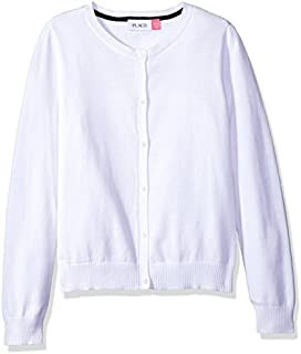 The Children's Place Girls' Uniform Cardigan Sweater