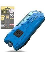 Nitecore Tube V2.0 sleutelhanger licht - USB oplaadbare 55 lumen 9.3g - nieuwe versie - 2020
