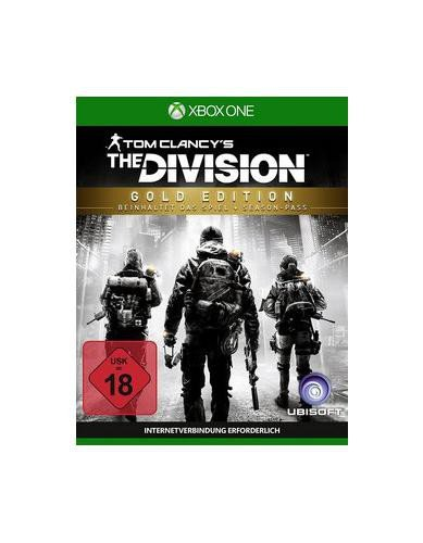 Tom Clancy's The Division - Gold Greatest Hits Edition - [Xbox One]