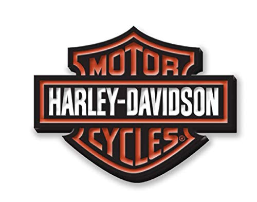 HARLEY-DAVIDSON Anstecker Pin Bar&Shield Logo Brosche Emaille Metall