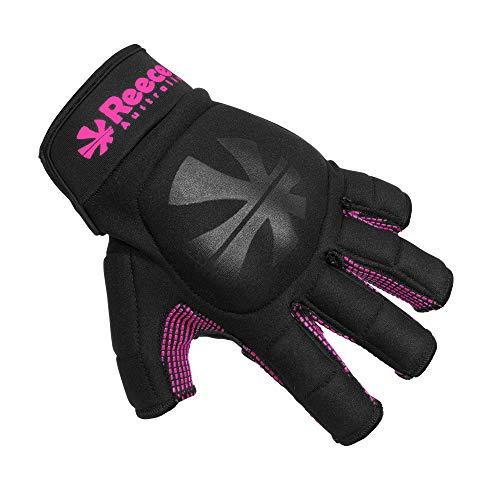 Reece Control Protection veldhandschoen hockey zwart-roze