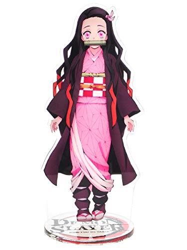 CoolChange Figura de plástico con Soporte de Kimetsu...