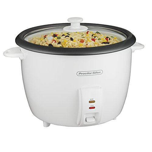 Proctor Silex Rice Cooker And Food Steamer