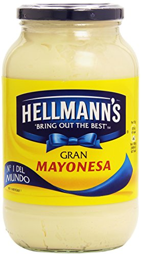 Hellman\'S Mayonesa - 2 Paquetes de 825 ml- Total: 1650 gr