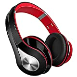 Wireless Over Ear Headphones, 65H Playtime,...