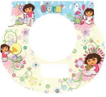 My Tot Clock - Dora The Explorer