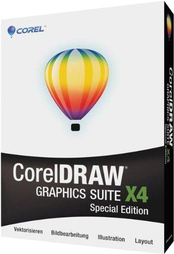 CorelDRAW Graphics Suite X4 Special Edition
