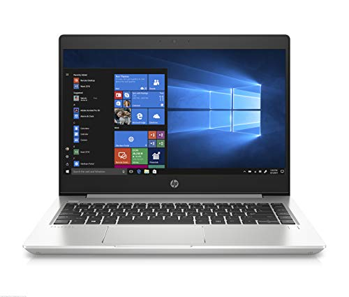 HP ProBook 440 G6 (14 Zoll / FHD) Business Laptop (Intel Core i5-8265U, 8 GB DDR4 RAM, 256GB SSD, Intel UHD Grafik 620, Fingerabdruckleser, FreeDOS) Silber