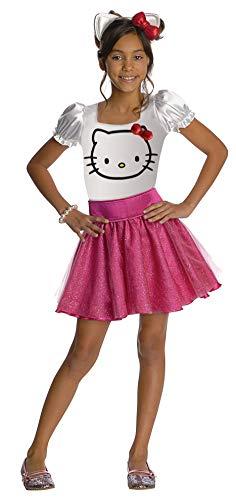 Rubies - Disfraz Hello Kitty de mujer a partir de 16 años (884752_S)