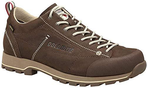 Dolomite Unisex-Erwachsene Zapato Cinquantaquattro Low Fg GTX Trekking- & Wanderhalbschuhe, Dark Brown, 46.5 EU