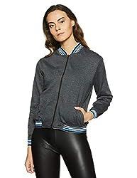 Belle Fille Womens Fleece Jacket