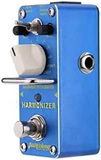BianchiPatricia Harmonizer Pitch Shifter Electric Guitar Effect Pedal Mini Single Effect