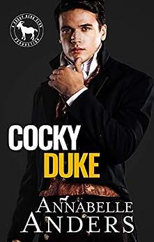 Cocky Duke: A Hero Club Novel by [Annabelle Anders, Hero Club]