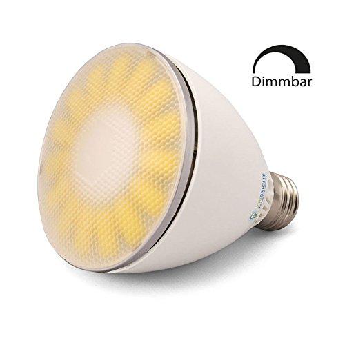 VIRIBRIGHT 10 Watt LED PAR30 Par 30 E27 800 Lumen 2800K warmweiß mit Dimmfunktion neu OVP