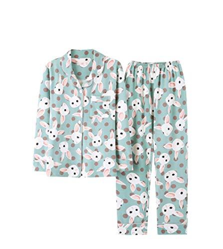Pijamas,Conjunto De Pijamas De Mujer Pijama De Manga Larga
