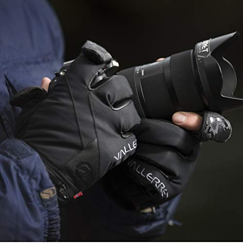 Vallerret Ipsoot Winter Photography Glove (Medium)