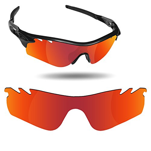Fiskr Lenses Replacement for Oakley Radarlock Path Vented Sunglasses
