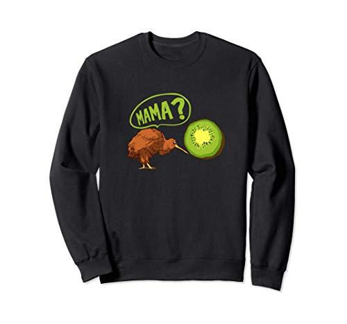 Kiwi trifft Kiwi Geschenk für eine neuseeländischen Kiwi Sweatshirt