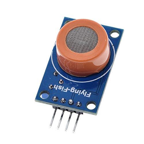 Modulo electronico MQ-3 Alcohol Alarma De Detección De Licitación Gas Etanol Alcohol Módulo Sensor For A-r-d-u-i-n-o