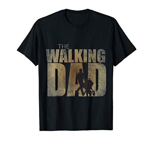 Herren The Walking Dad Herren T-Shirt Serien Shirt für den Champion T-Shirt