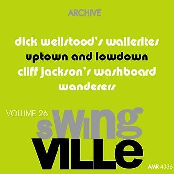 Swingville Volume 26: Uptown and Lowdown