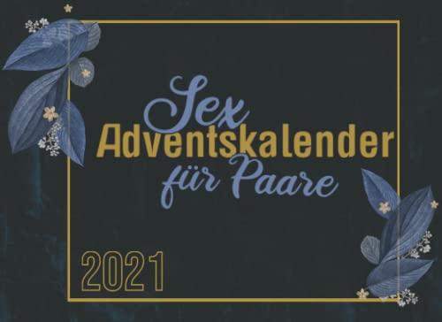 Sex Adventskalender für Paare: Mit heißen Abenteuern eine besinnliche Vorweihnachtszeit erleben