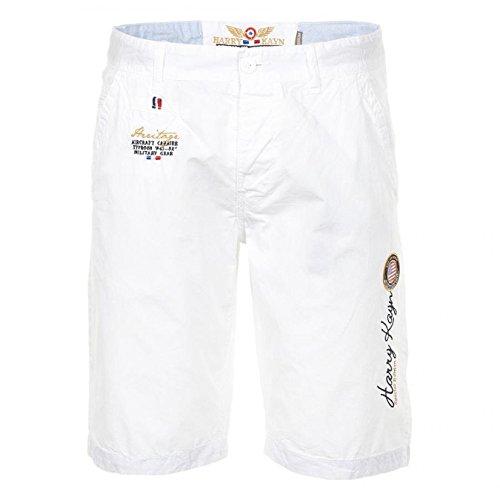 Harry Kayn-Bermuda CREGARY- blanc-XL