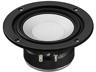 Monacor SPH-100AL Aluminium High-Tech Midrange Speaker by Monacor