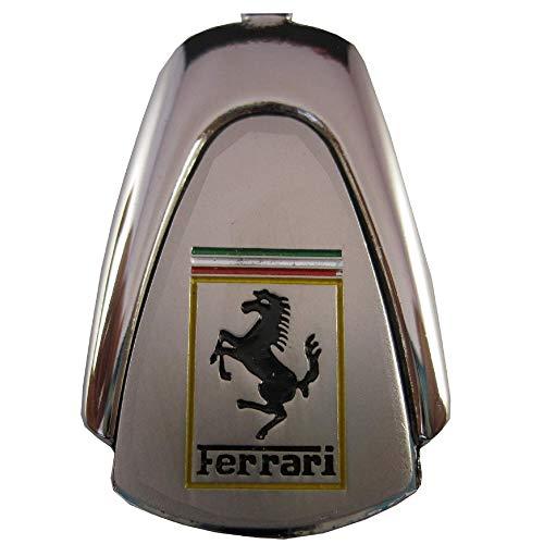 Ludostreet ref0008 Llavero de Metal Compatible con Marcas de Coche (Compatible con Ferrari)