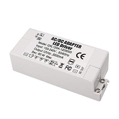 Modulo electronico DIRIGIÓ Controlador del adaptador de la iluminación de la fuente de alimentación para la lámpara de luz de tira