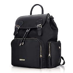 Image of Hafmall Diaper Bag -...: Bestviewsreviews