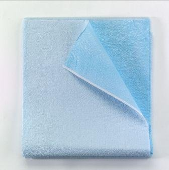 Clinical Health Services, Inc. Disposable Tissue/Poly Flat Stretcher Sheets, 40