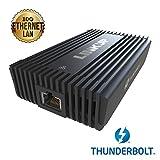 LINKUP Adaptateur LAN 10G Plus Thunderbolt 3 RJ45 | Câble de 0.5m | Convertisseur...