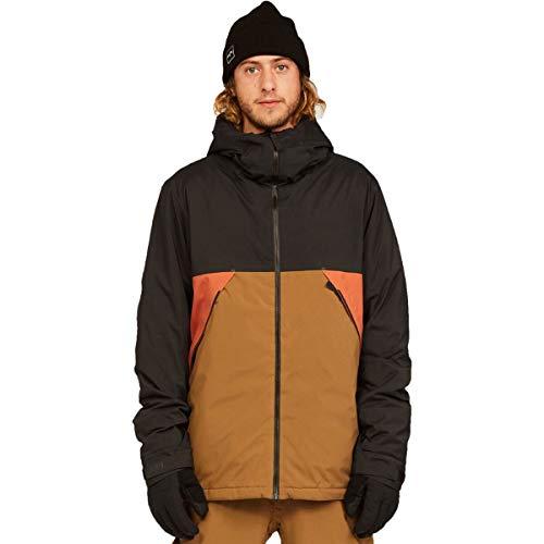 Billabong Chaqueta de nieve aislada Expedition para hombre - marrón - Medium