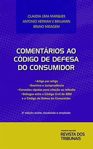 Comentários ao Código de Defesa do Consumidor