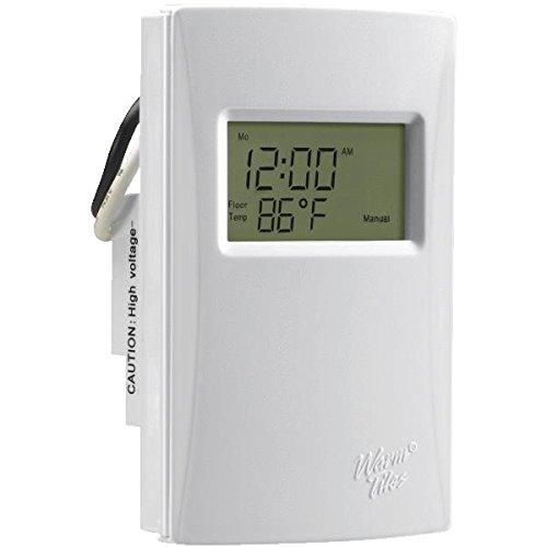 Jacuzzi EK90000 Radiant Floor Warming System - Programmable Thermostat, Neutral -