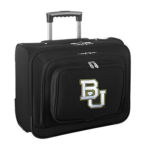 Denco NCAA Laptop Overnighter mit Rädern, schwarz, 14-Inch