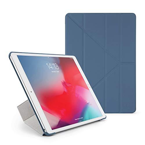 Pipetto Funda para iPad Mini – Origami Smart Cover Azul Marino iPad Pro 10.5-Inch