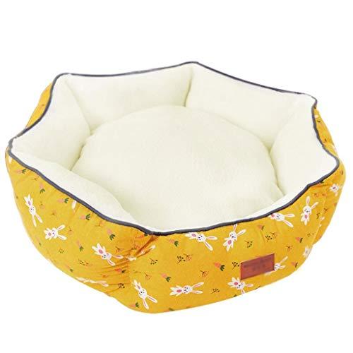 Cama para Mascotas Arena for gatos de la perrera del perro casero estera de la cama cuatro estaciones universal perro pequeño Mediana Método de peluche lucha del perro del gato Mat alimentos for masco