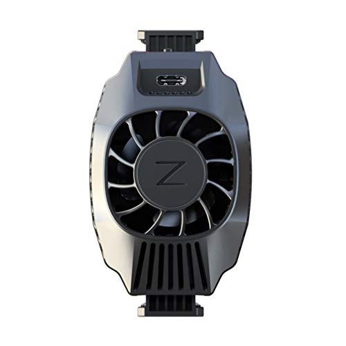 UKCOCO Móvil Semiconductor Refrigeración Radiador Portátil Almohadilla de Refrigeración Portátil Enfriador Consola de Juegos Control de Temperatura ()