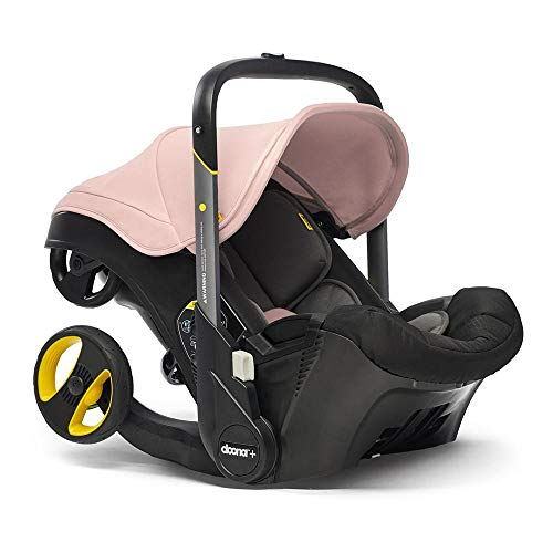Fantastic Deal! Doona Infant Car Seat & Latch Base - Blush Pink - US Version