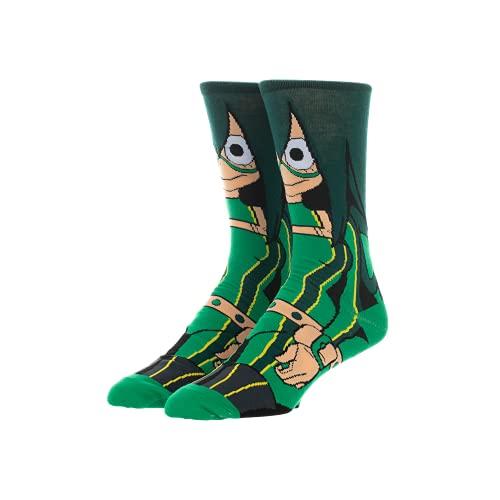 My Hero Academia Froppy My Hero Academia Socks