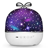 Constellation Lamp, Star Night Light Projector with Bluetooth Speaker, Timer and 20 Sets of Film, Gifts or Toys for Kids, Aesthetic Decor for Room Ceiling, Star Lamp with Remote, Portable,Chargeable