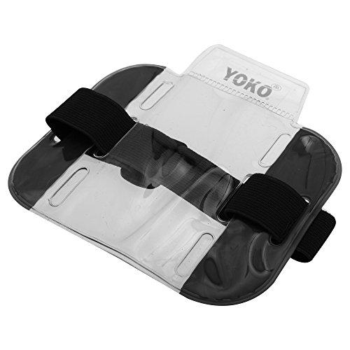 Yoko ID Armband (Einheitsgröße) (Schwarz)