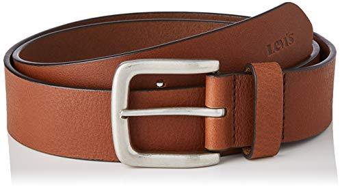 Levi's Modern Vintage Keeper Belt Cintura, Marrone Chiaro, 120 cm Uomo