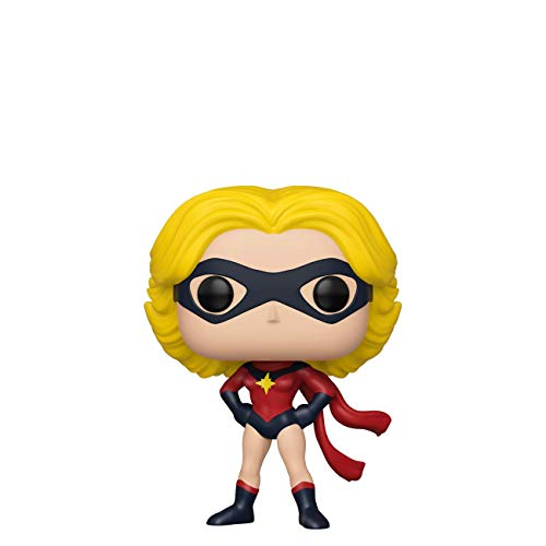 POP Funko Marvel 80 Years 527 Ms. Marvel Convention 2019 Exclusive