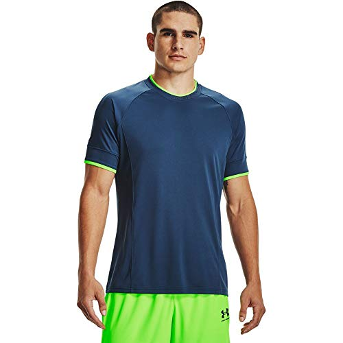 Under Armour Challenger Iii Training Soccer T-Shirt, Admiral (498)/Academy Blue, XX-Large